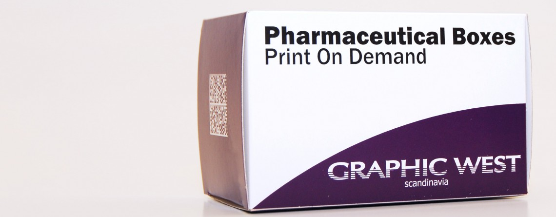 Pharmaceutical Boxes – Print On Demand